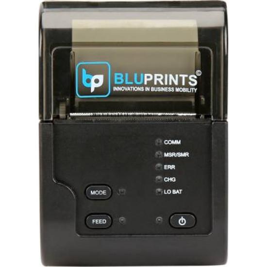 BluPrints Mobile AEM2BT 2 inch 58mm Bluetooth | USB enabled Receipt Thermal Printer