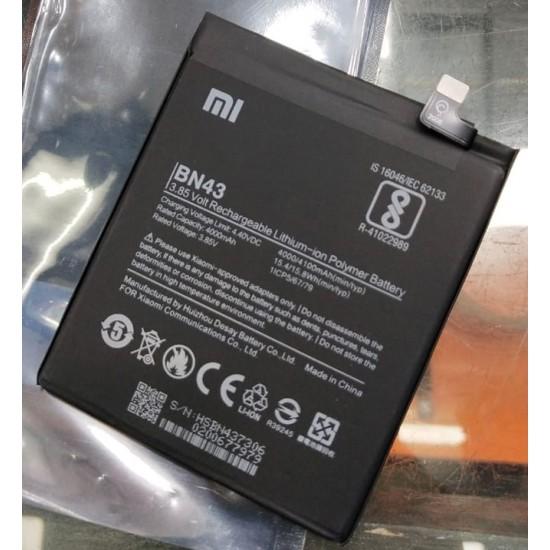 MI Xiaomi BN43 for Xiaomi Mi Redmi Note 4 New Mobile Original Battery