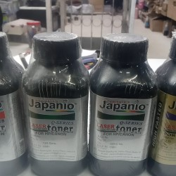 Japanio Ink 120 Grm for Samsung Laser Printers Laser Toner Powder