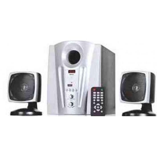 Bond IT2050BT 2.1 Multimedia with FM, USB & PROMAX Remote Control Woofer Speaker
