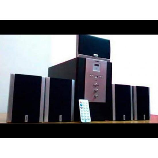 Bond IT5060BT 5.1 Multimedia with FM, USB & PROMAX Remote Control Woofer Speaker