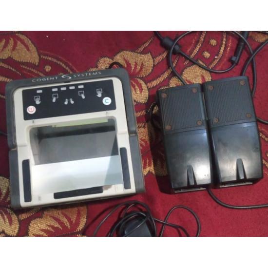 Aadhar Kit Cogent Biometrics UID FingerPrint + Iris Scanner Refurbished/Second Hand/Used/Old CSC UID Kit