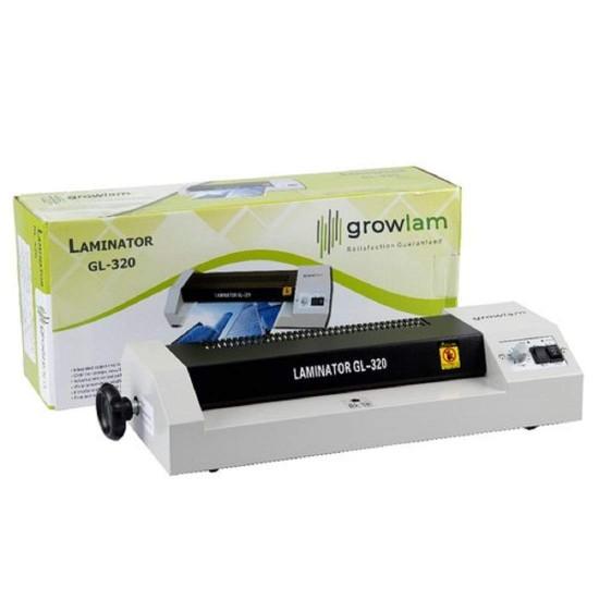 GREENLAM LAMINATION MACHINE GL-320 A4 A3 PHOTOS ID I CARDS DOCUMENTS LAMINATOR