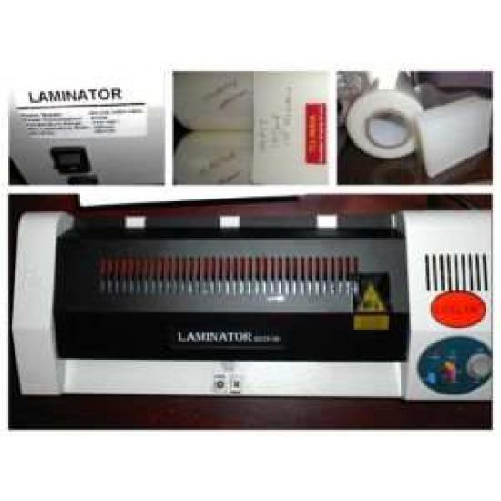 LAMINATION MACHINE A4 A3 PHOTOS ID I CARDS DOCUMENTS LAMINATOR