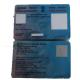 Pre Printed PAN Multi Color ID Card PAN 100 PCs Pack PVC Cards