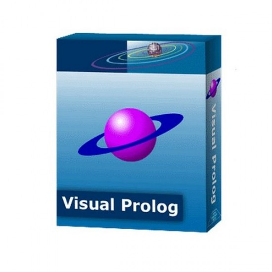 PDC Visual Prolog 7.x License (First License) ESD License Software