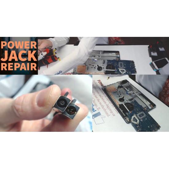 Laptop DC Power Jack    Repair Charging Port Dell   HP   Asus   Lenovo   Toshiba   Sony Vaio   Acer   IBM   Samsung  NoteBook  DC Jack