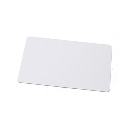 RIFD PVC Active RFID Blank 13.56 MHz compatible chip 230 PCs Box Plastic Premium White Inkjet Cards