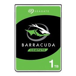 Seagate Barracuda 1 TB Internal 2.5 Inch SATA 6 Gb/s 5400 RPM 128 MB Cache for PC Laptop Hard Drive HDD