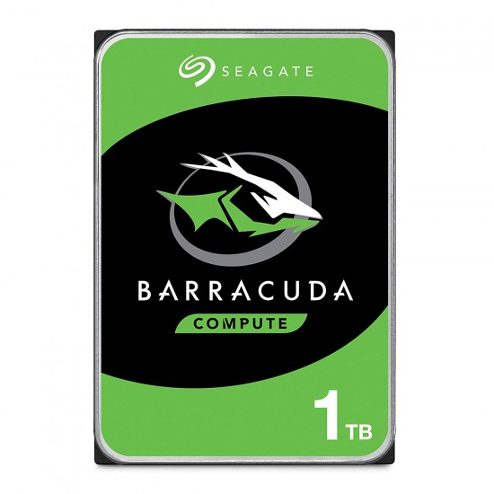 Seagate 1TB Barracuda 7200 RPM Desktop Hard DIsk HDD Drive