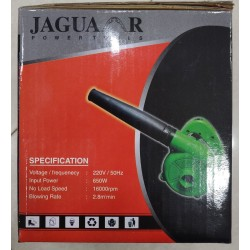 Electric Air Blower Jackly Powerful TOOLS Corded Vaccum Cleaner