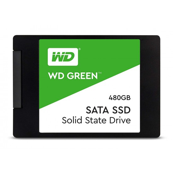 WD Green 480 GB Western Digital 2.5 inch SATA III Internal Laptop/Desktop Solid State Drive SSD Drive