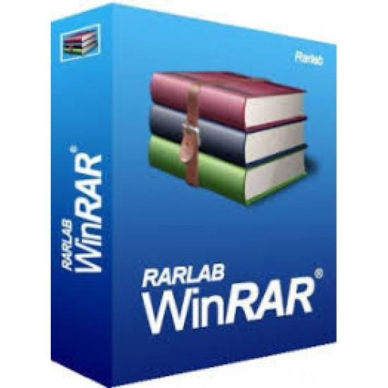 Winrar 5.x Original License ESD Software