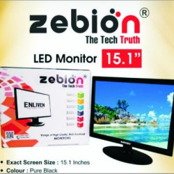 Zebion Enliven Splay 15.1 inch HD2 Monitor
