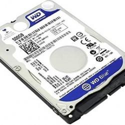 Western Digital Electronics 500GB Hard Drive for laptop