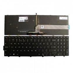 Laptop backlit keyboard for Dell Inspiron 3551 3558 3542 3558 keyboard